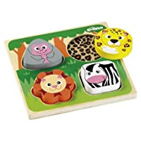 Branching Out Touch and Feel Safari Puzzle
