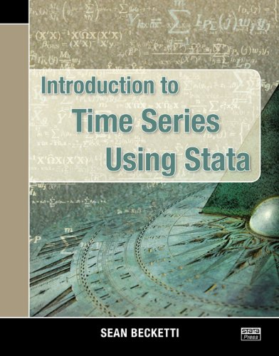 Introduction to Time Series Using Stata por Sean Becketti