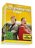 Die Rosenheim Cops - Staffel 8/Folge 15-28 auf 3 DVDs!