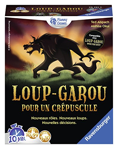 Ravensburger - 26731 - Loup-Garou Pour Crépuscule