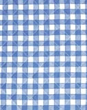 Kitchen Tablecloth 52'x70' Check Design Gingham- Blue