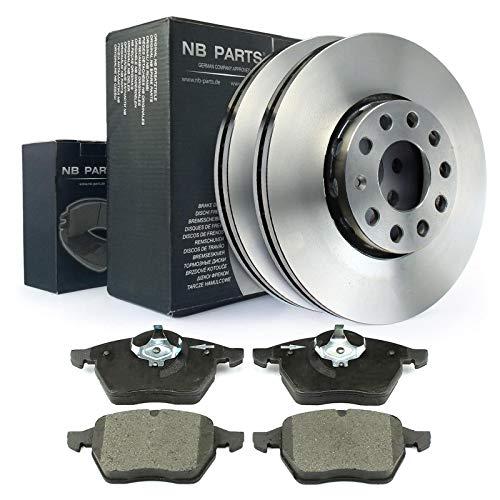 NB Parts Alemania 10046696de freno + freno delantero