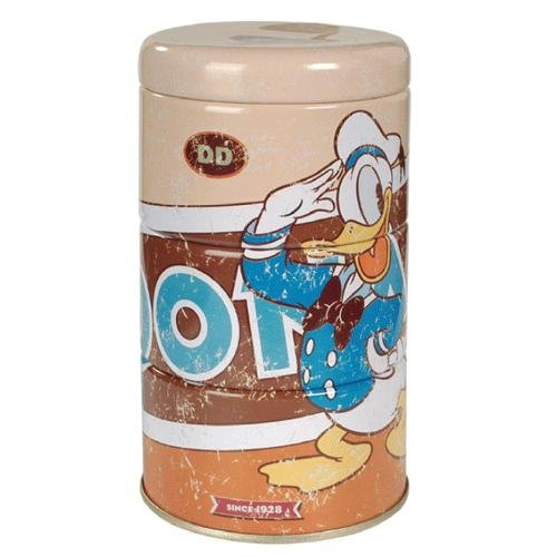 Donald und Freunde Stapel-Dose Donald Duck 15 x 8 x 8 cm