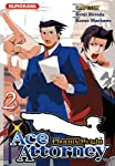 Ace Attorney - Phoenix Wright Edition simple Tome 2