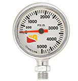 Dive Rite Tech Pressure Gauge - 2 in for Technical