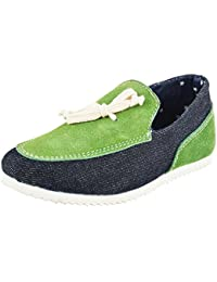 Willywinkies Boys' Leather Loafers