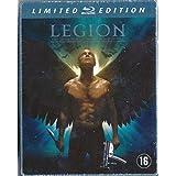 Legion, Steelbook, Blu-ray, Limited Edition Steelbook, NL-Import ohne deutschen Ton, Stickerbook, Uncut, Regionfree