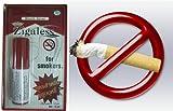 Zigaless STOP SMOKING Nichtbraucher Mundspray mit natuerlichen Inhaltsstoffen