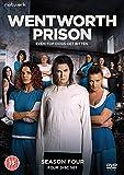 Wentworth Prison: Season Four (4 Dvd) [Edizione: Regno Unito]