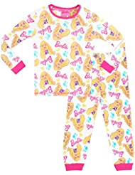 Barbie - Ensemble De Pyjamas - Barbie - Fille