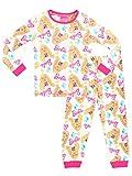 Barbie Mädchen Barbie Schlafanzug - Slim Fit - 128cm