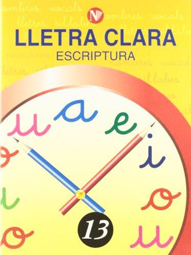 Lletra Clara - Escriptura 13