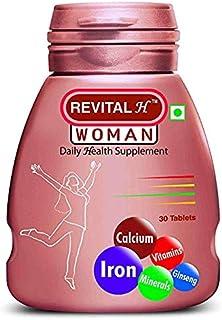 REVITAL H WOMEN DAILY HEALTH SUPPLEMENT 30 CAPSULES