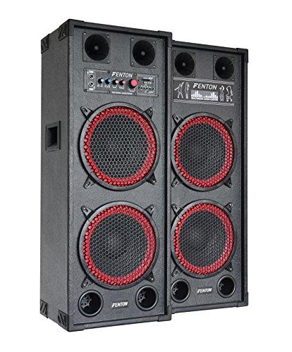 Fenton SPB-210 - Kit bafles karaoke