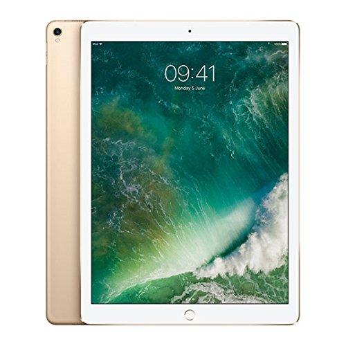 APPLE 12.9 iPad Pro - 256 GB, Gold (2017), Gold lowest price