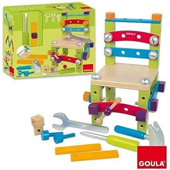 Goula - 55229 - Jouet Premier Age - Super Construction