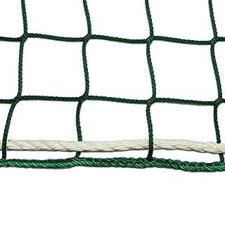 Personen-Auffangnetz grün, 5x10m, mit Randseil