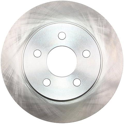 ABS 16465 Discos de Frenos, la Caja Contiene 2 Discos de Freno