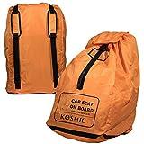 Sac de voyage pour siège de voiture - Couvrez et protégez le siège auto de votre enfant avec des sacs de transport Kosmic - Avion et Air Travel Essentials pour bébés et enfants...