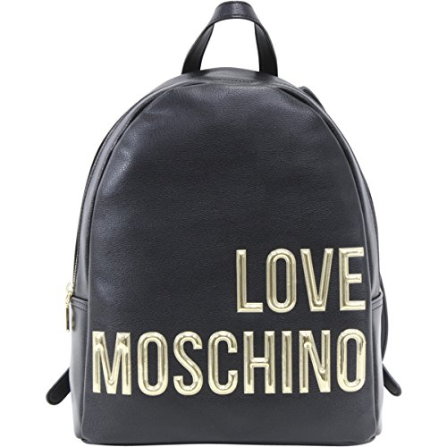 love-moschino-backpack-pu-black