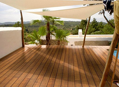 CoBam Bambus Terrassendielen Exclusive 2200 mm Coffee -