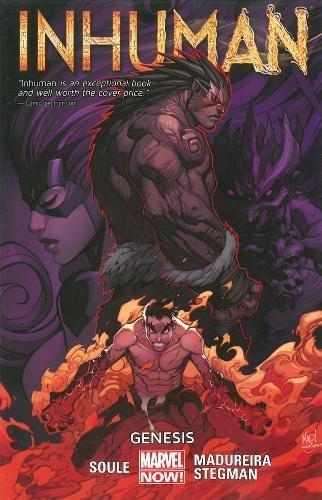 Inhuman Volume 1: Genesis por Charles Soule