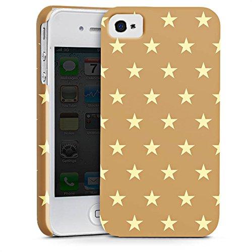 Apple iPhone X Silikon Hülle Case Schutzhülle Sternchen Muster Polska Premium Case glänzend