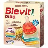 Blevit Plus Bibe Sin Gluten Cereales - Paquete de 2 x 300 gr - Total: 600 gr
