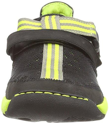 Chatham Marine Breaker G2, Chaussures nautiques homme Noir - Black (Lime)