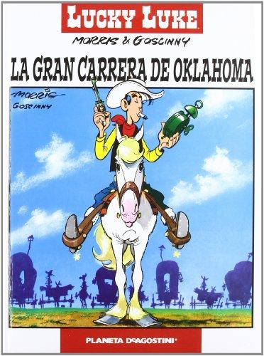 Lucky Luke nº 06  La gran carrera de Oklahoma