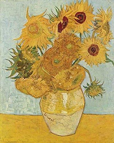 Impresión sobre lienzo: Van Gogh