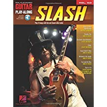 Slash: Guitar Play-along Tab + CD