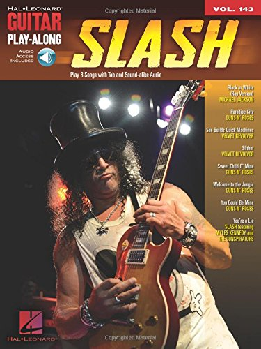 Slash: Guitar Play-Along Volume 143