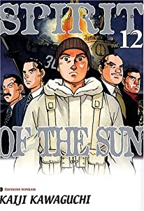 Spirit of the sun Edition simple Tome 12