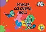 DinoStaury Dinku's Colourful Holi