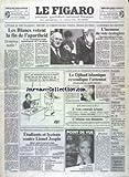 FIGARO (LE) [No 14797] du 19/03/1992 - L'AFRIQUE DU SUD VA POUVOIR REFERMER UN CHAPITRE DE SON HISTOIRE DECLARE DE KERLK - LES BLANCS VOTENT LA FIN DE L'APARTHIED - LA CAMPAGNE DES REGIONALES - L'INCONNUE DU VOTE ECOLOGISTE - LE DJIHAD ISLAMIQUE REVENDIQUE L'ATTENTAT - DESTRUCTION DE L'AMBASSADE D'ISRAEL EN ARGENTINE - ALLEMAGNE - RETRAIT D'EUROPE DES 1ERES TROUPES AMERICAINES - ETUDIANTS ET LYCEENS CONTRE LIONEL JOSPIN - L'ALBANIE VOTE DIMANCHE - L'ASIE CENTRALE ECLATEE