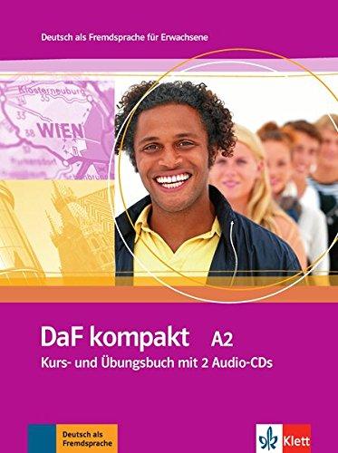 Daf kompakt. A2. Kursbuch-Arbetisbuch. Con 2 CD
