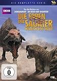 Die Erben der Saurier: Im Reich der Urzeit - Die komplette Serie [2 DVDs] -