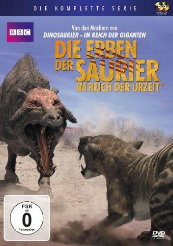Preisvergleich Produktbild Die Erben der Saurier: Im Reich der Urzeit - Die komplette Serie [2 DVDs]