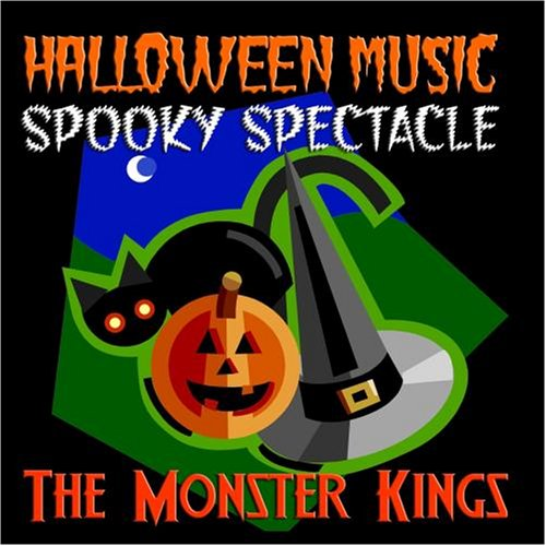 Halloween Music Spooky Spectacle