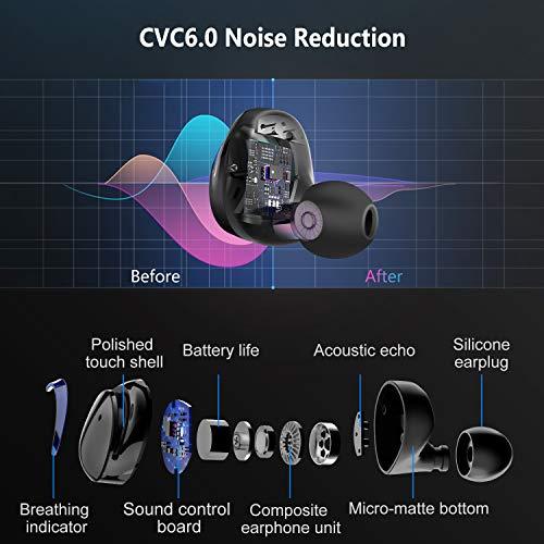Zoom IMG-2 arbily auricolari bluetooth cuffie wireless