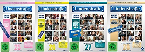 Das komplette 25.-28. Jahr (40 DVDs)