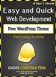Free Wordpress Theme / Template: Book by Jiger Chawda (English Edition)