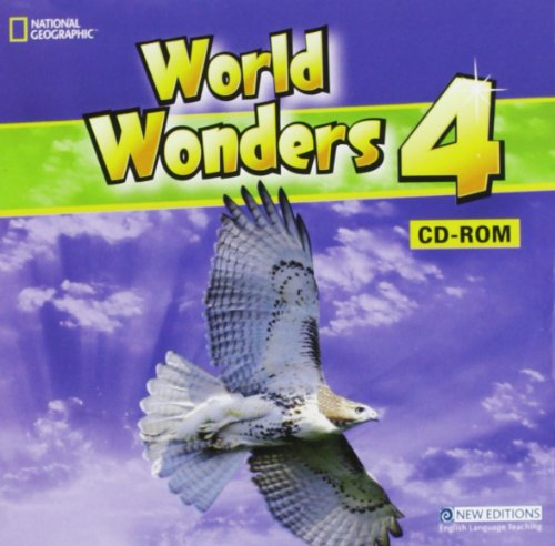 World Wonders 4: CD-ROM