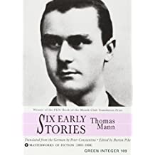 Six Early Stories (Green Integer)