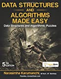 #2: Data Structures and Algorithms Made Easy: Data Structures and Algorithmic Puzzles