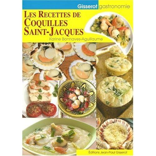 Recettes de Saint-Jacques (les)