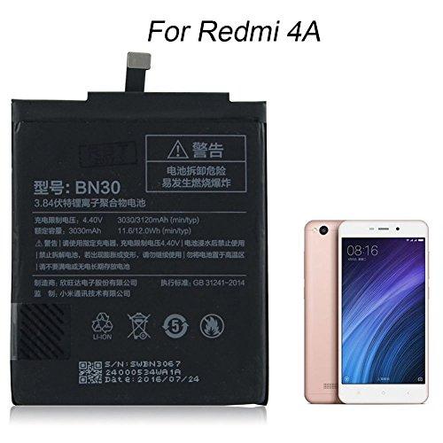SURABHI 100% ORIGINAL Xiaomi Redmi 4A BN30 3120 mAh Mobile Battery