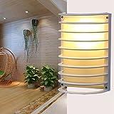Außenwand-Lampen-einfache moderne Art-Wand-Lampen-Innenwand-Lampen-Art- und Weiseeinfache wasserdichte feuchte Wand-Lampe