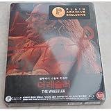 The Wrestler - extreme limited STEELBOOK Edition (1000 Stück weltweit) inkl. 40 Seiten Booklet + 2 Trading Cards - REGIONFREE